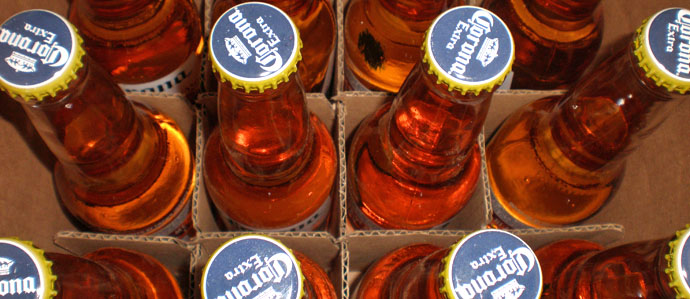 Concerns Over Defective Bottles Prompts Corona Recall