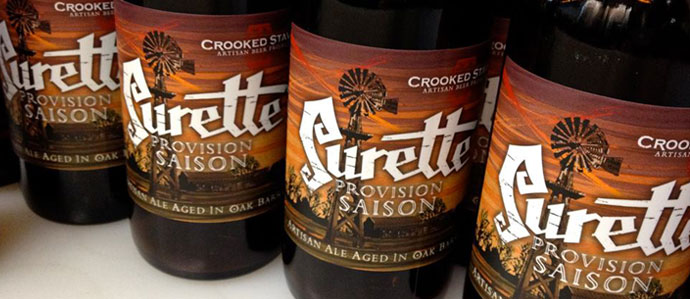 Beer Review: Crooked Stave Artisan Beer Project's Surette