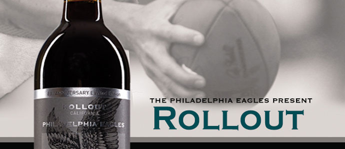 Rollout to Your Next Tailgate in Style with Philadelphia Eagles Wine
