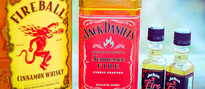 Tasting the Trend: Tennessee Fire and Kentucky Fire Go Head-to-Head with Fireball