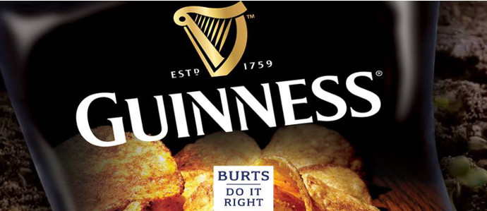 UK Company Creates Guinness Flavored Chips