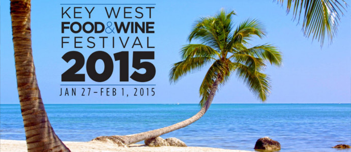 Kick Off 2015 at the Key West Food and Wine Festival