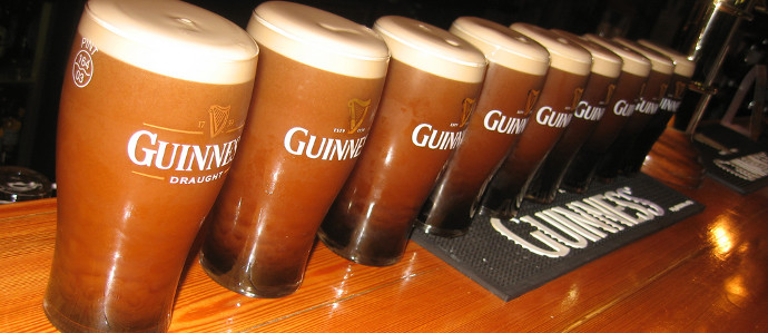 Massachusetts Man Sues Guinness for Sometimes Being Brewed in Canada