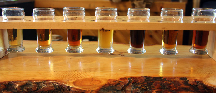 Mammoth Brewing Company Offers Memorable Beers in a Mountain Setting