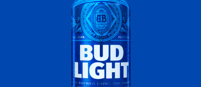 Bud Light Unveils New Look but Fails to Acknowledge That It's What's on the Inside That Counts