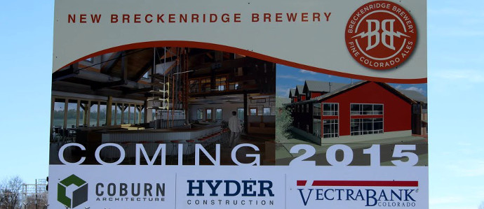 Get a Sneak Peek at the New Breckenridge Brewery in Littleton