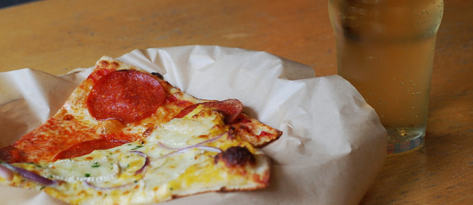Portland's Best Places to Grab Pizza and a Pint
