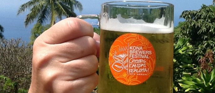 Enjoy Beer in Paradise at the 20th Annual Kona Brewers Festival Happening March 11-14