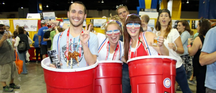 Recap: 2015 Great American Beer Festival (Photos)