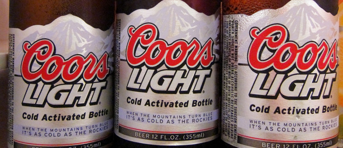 A Florida Man Is Suing MillerCoors Because Coors Light Is Not, in Fact, Brewed in the Rocky Mountains