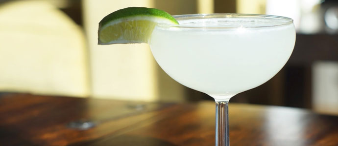 Home Bar Project: How to Make a Daiquiri