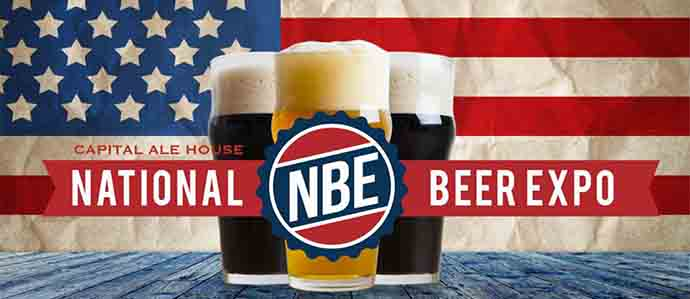 Capital Ale House National Beer Expo Hits Richmond, July 15-20