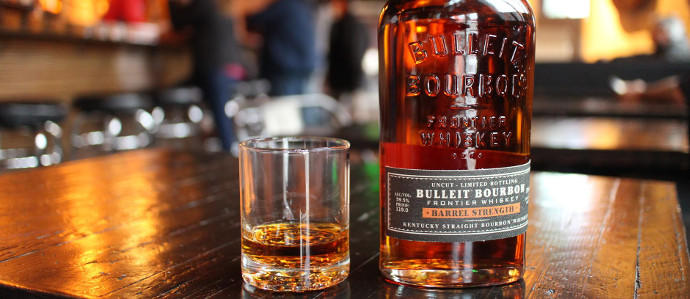 Bulleit is Releasing a Barrel Proof Frontier Whiskey