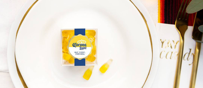 Corona & Sugarfina Are Making Limited-Edition Beer Gummies For the Summer