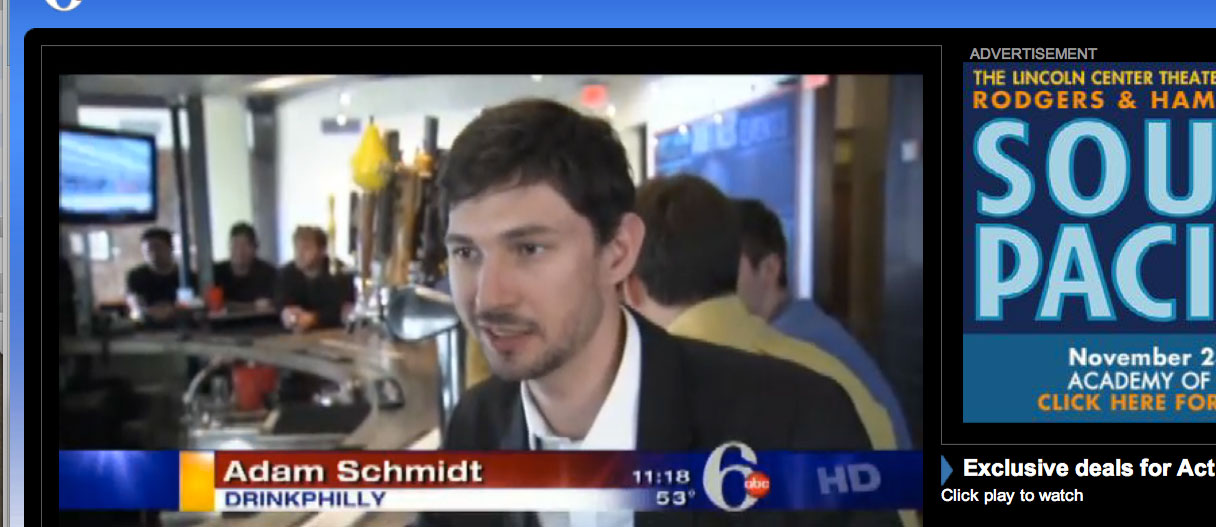 Drink Philly on ABC Action News