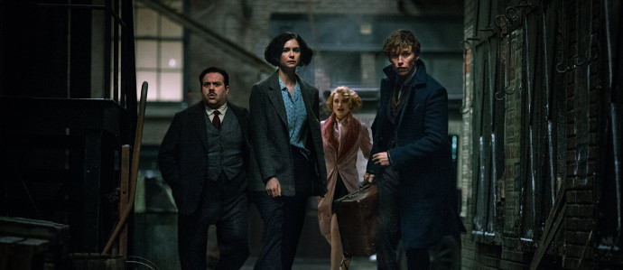 The 'Fantastic Beasts' Film Features a Speakeasy Bar with Magical Cocktails