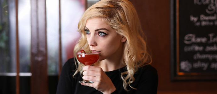 Behind the Bar: Kat Corbo of The Study & Winner of Speed Rack 2019