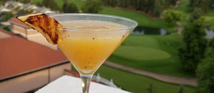 Colorado's Most Expensive Cocktail:  The Leyenda at The Broadmoor