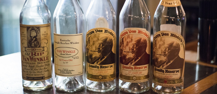 Pappy Van Winkle is Releasing a 25-Year-Old Bourbon