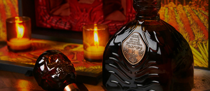 Guillermo del Toro and Patron Tequila Collaboration Release
