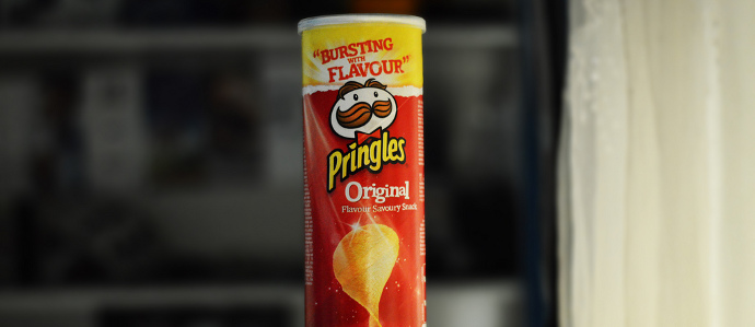 You Can Now Drink Wine Out of a 'Pringles Can' Tumbler
