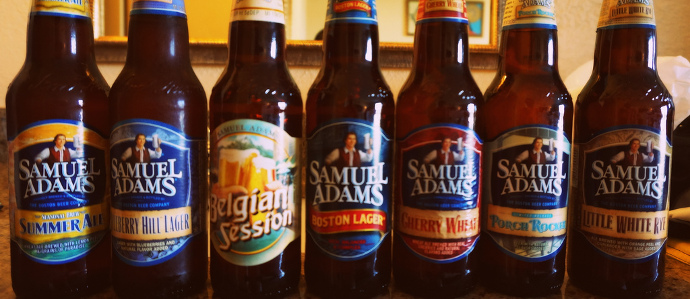 Sam Adams to Hold World's Largest Tap Takeover at Old Chicago Nationwide