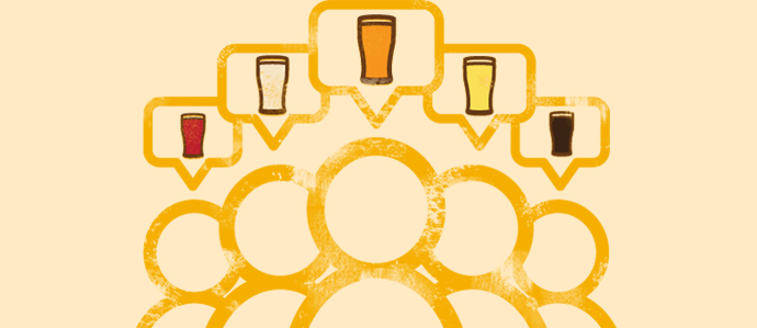 Homebrewers Association, Top 50 Beers