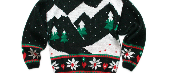 A Bar Owner in England Has Banned Ugly Christmas Sweaters