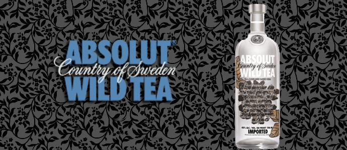 Absolut Wild Tea
