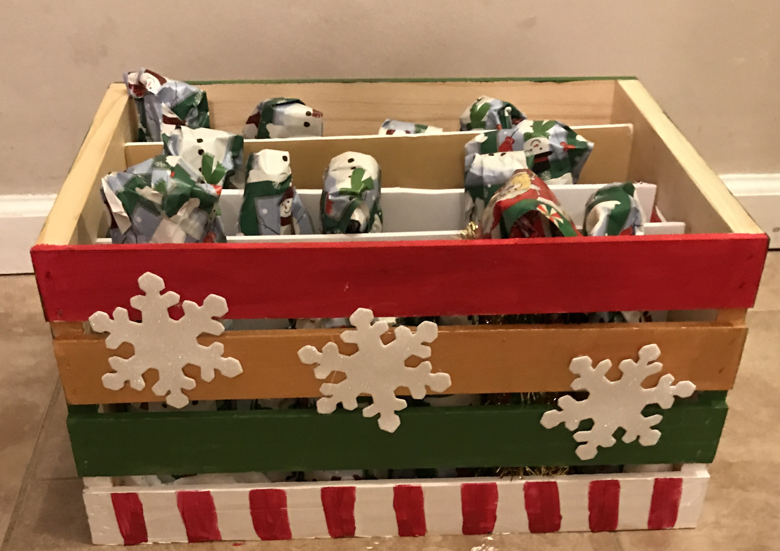 Advent Calendar Design Your Own : Make your own diy beer advent calendar the drink nation