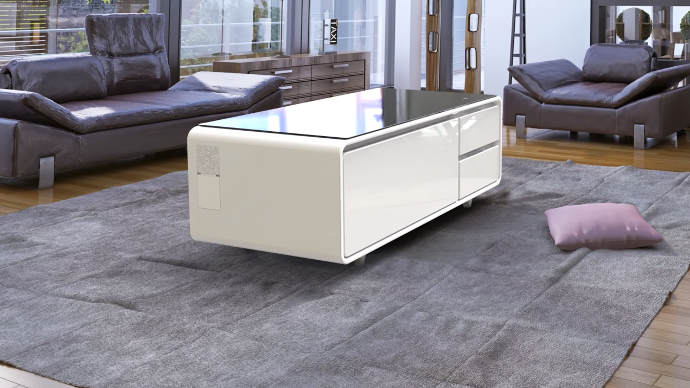 The Sobro Refrigerator Coffee Table Means You Never Need