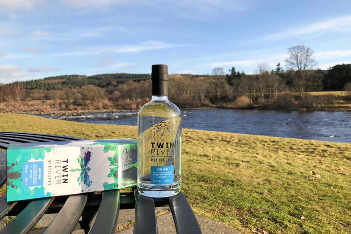 Scottish Distillery Claims to Make Worlds Strongest Gin